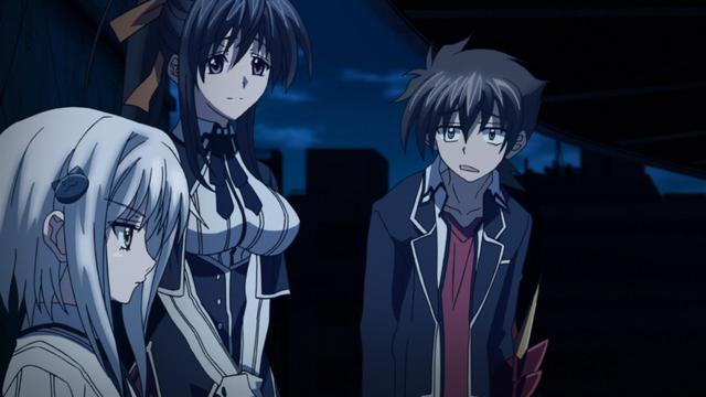 high school dxd ova hentai ova highschool dxd