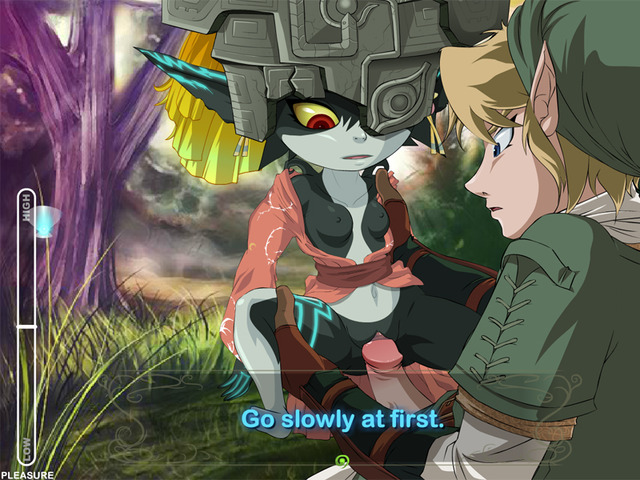 magical twilight hentai twilight princess custom midna