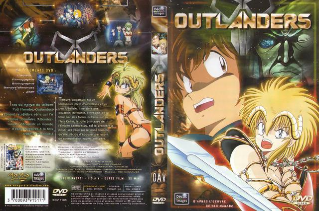 outlanders hentai anime complete original covers media french outlanders