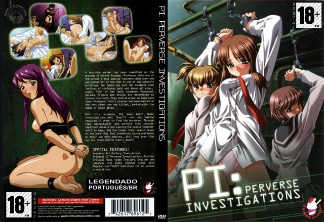 watch perverse investigations hentai online