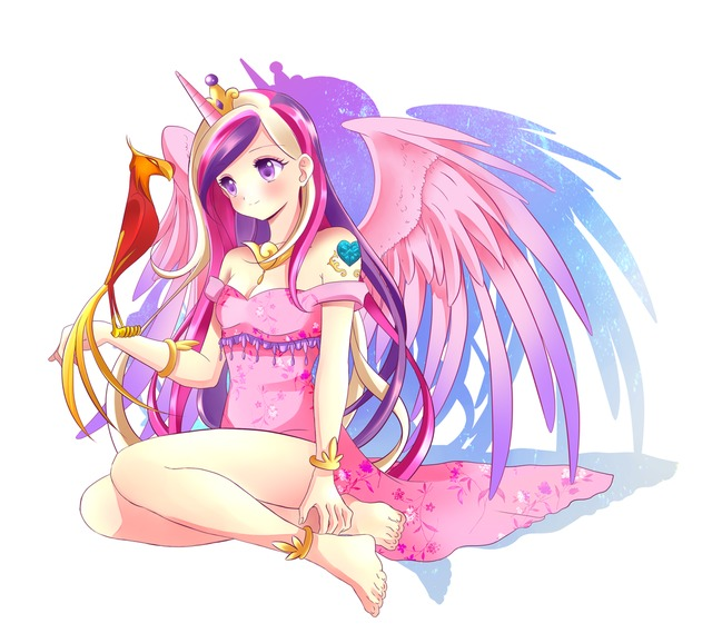 princess holiday hentai little pony closed are princess journal cadence rurutia mwkas commissions