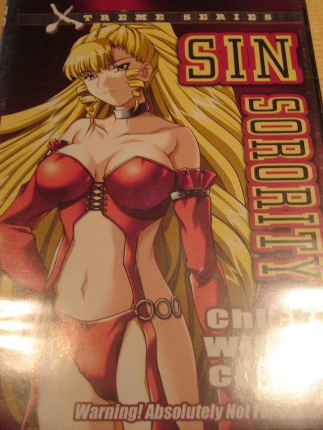 sin sorority hentai hentai sin original dvd sensura mlm sorority