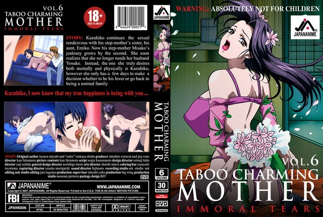 taboo charming mother hentai