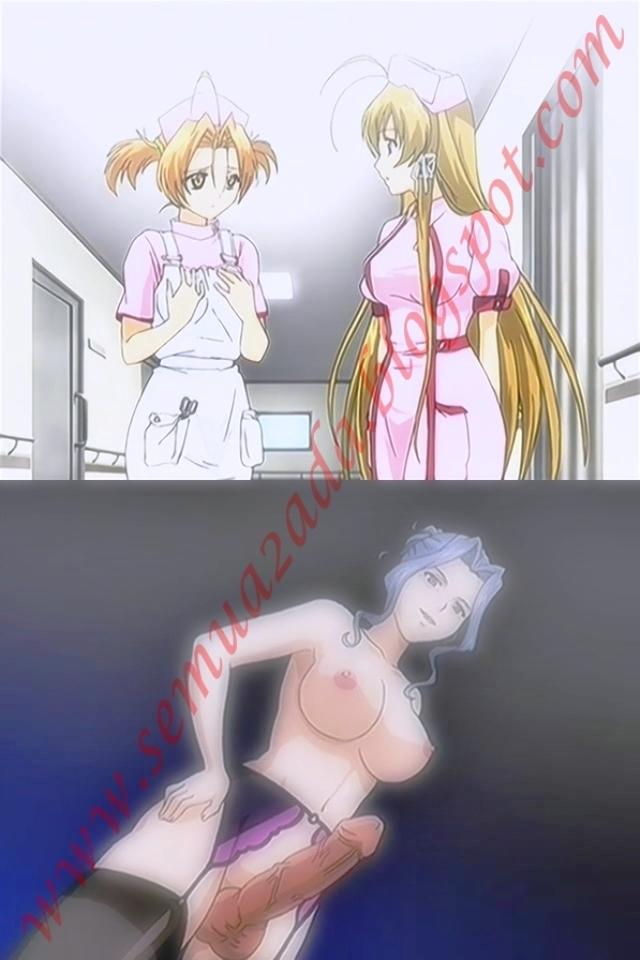 Tokubetsu byoutou - Hentai Gif
