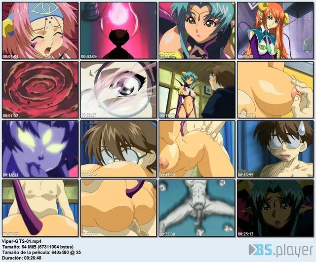 viper gts anime episode 1