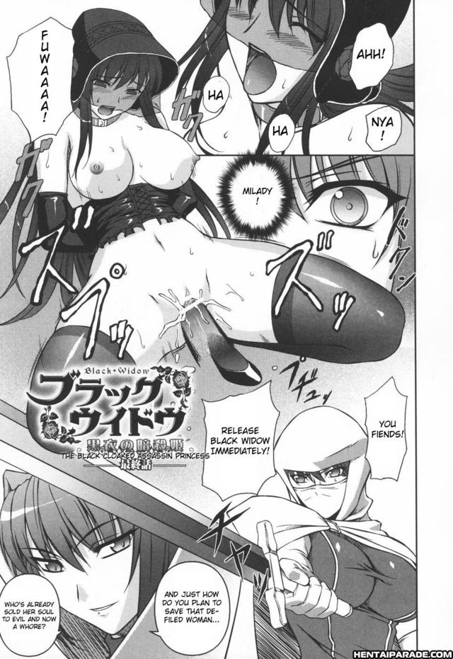 widow hentai black mangasimg manga widow cefaf