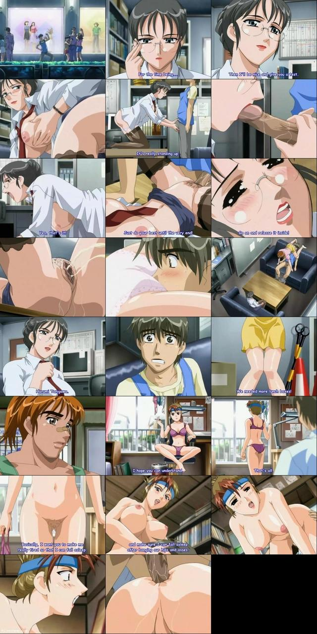 women at work hentai episode