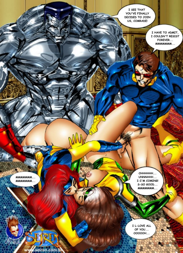 x man porn hentai hentai original media men super orgy
