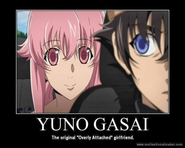 yu-no hentai little yuno fab everyone gasai alright hello