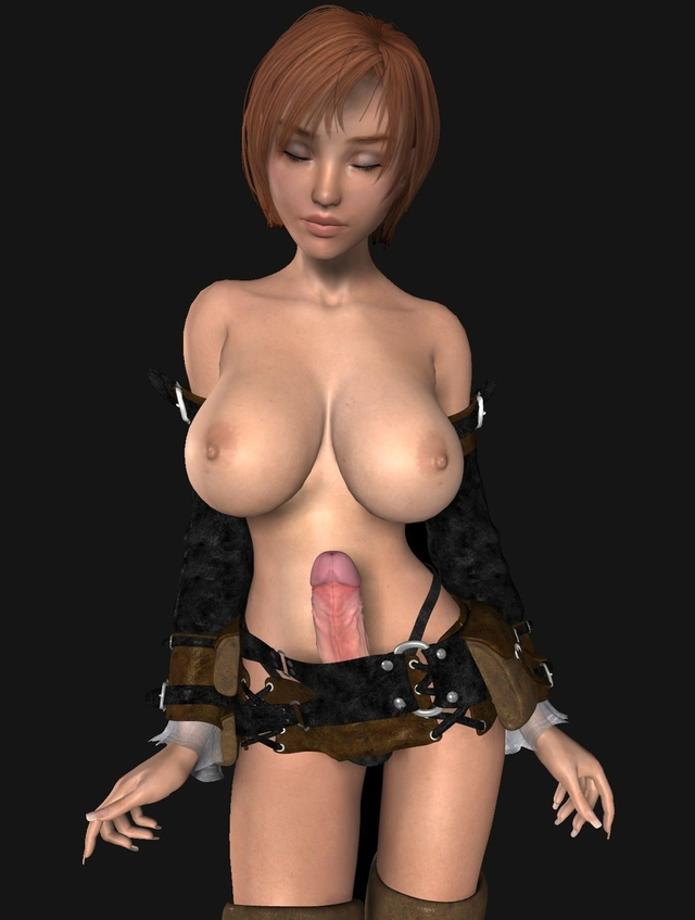 3 d hentai sex hentai girl boobs penis pics futa shemale demonstrating