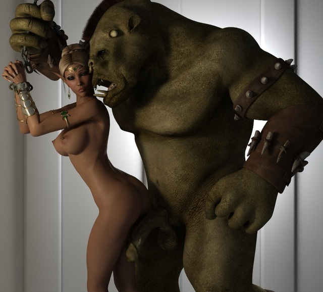 3d hentai monster porn page pics rough monster fuck really