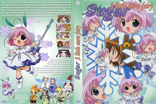 a little snow fairy sugar hentai complete sugar fairy little covers cov custom french snow