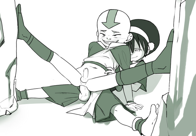 aang and toph hentai game hentai last add avatar aang airbender dfb toph caaf fong beifong bei anonanim