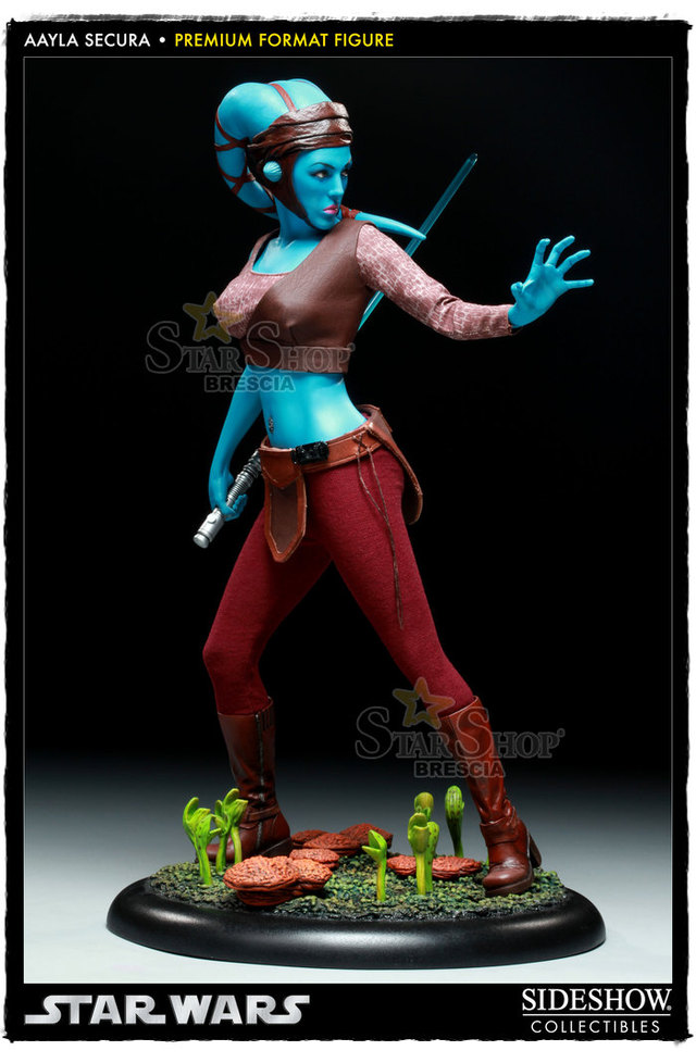 aayla secura hentai madhouse foto figure star wars premium format statue aayla secura