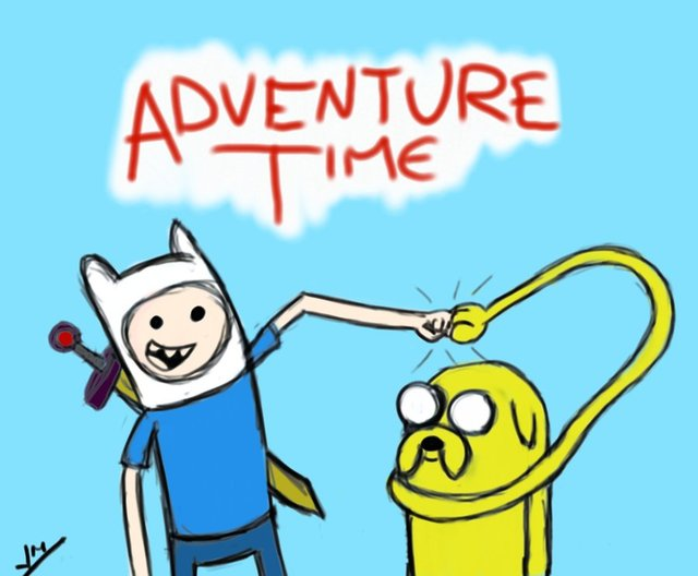 advencher time hentai cartoons time movies adventure digital morelikethis fanart jakeymcmitchy