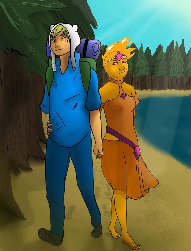 adventure time hentai gallery time adventure art teens areku flamin