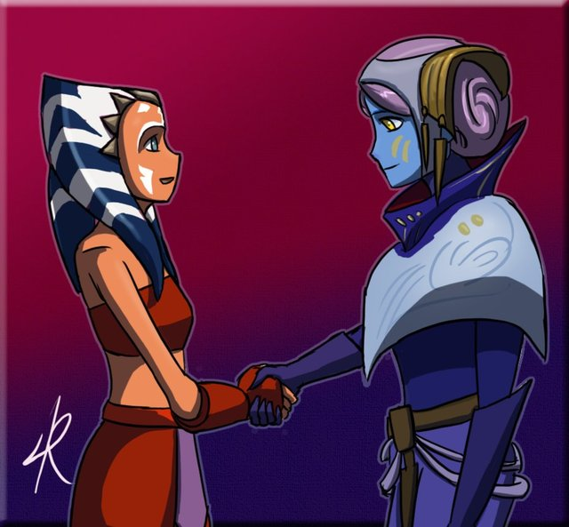 ahsoka hentai game pre morelikethis collections when ahsoka met raikoh chuchi ltw