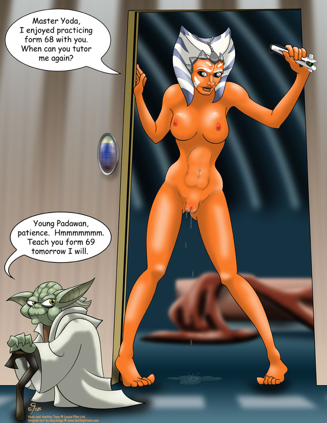 Wars ahsoka sex star