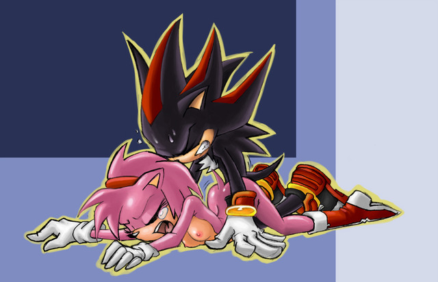 amy and sonic hentai amy sonic team shadow rose hedgehog yon atbe cyrb