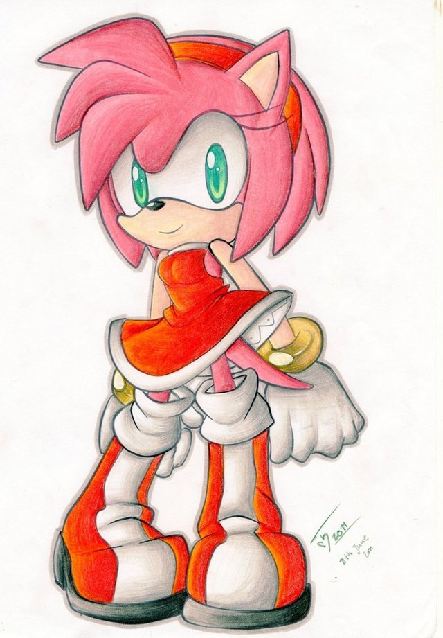 amy rose hentai game art amy pre rose shadowsinty poa