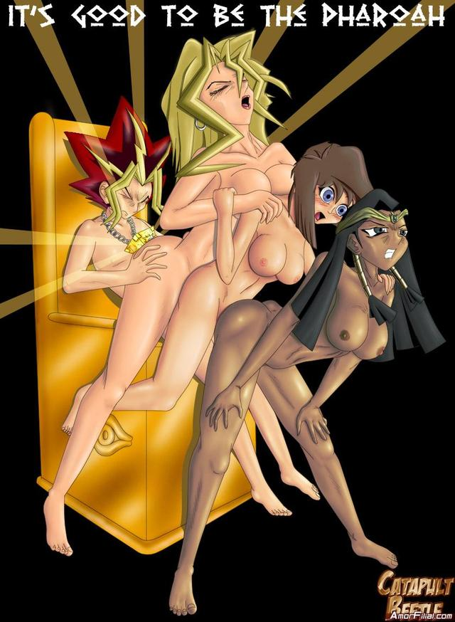 anime hentai picture galleries anime details pic yugiohhentai