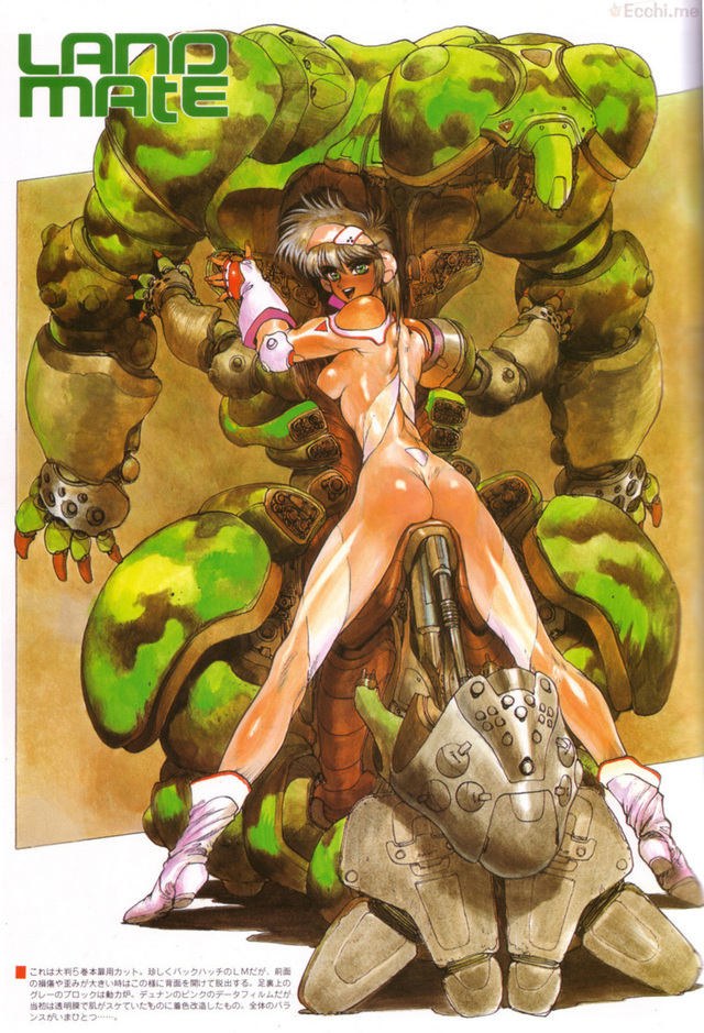 art manga porn art masamune shirow venustemple