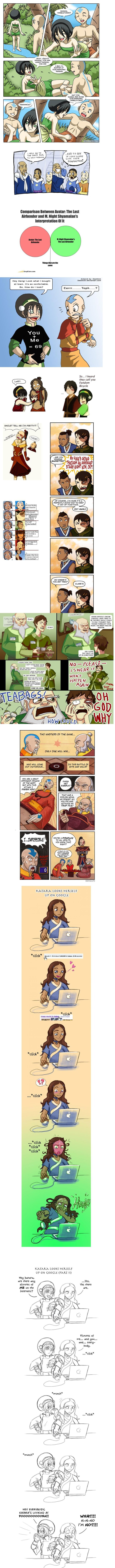 avatar aang hentai comics pictures large funny avatar