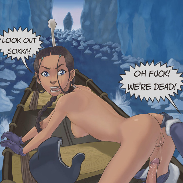 avatar hentai sokka comics porn media avatar