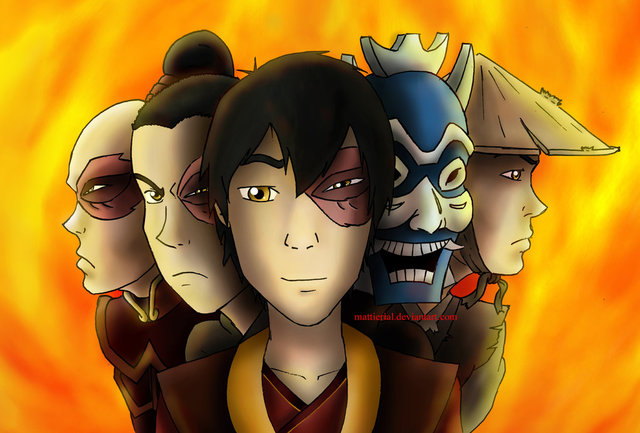avatar hentai sokka hentai world avatar faces azula zuko legoman mattierial
