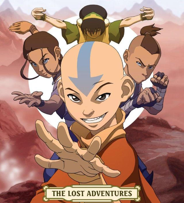 avatar the last airbender e hentai mangasimg manga last cdc dfc lost adventures avatar airbender