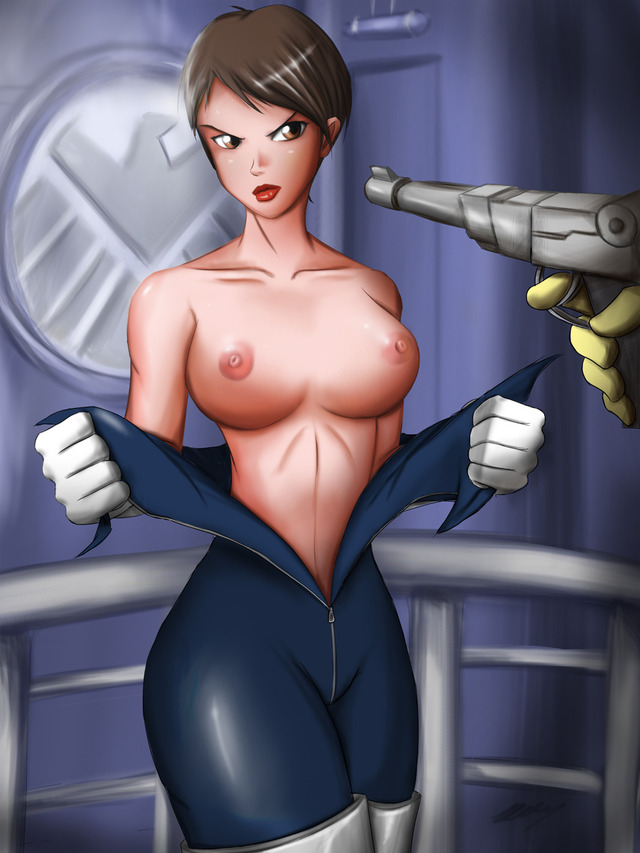 avengers black widow hentai pictures user maria hill version ddv