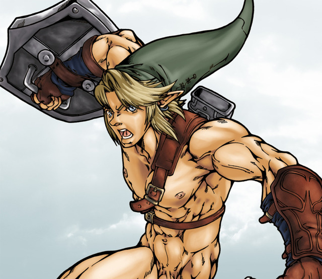 bara hentai link naked legend zelda muscle bara shirtless