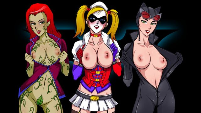 batman arkham hentai page video series games pictures album batman lusciousnet arkham