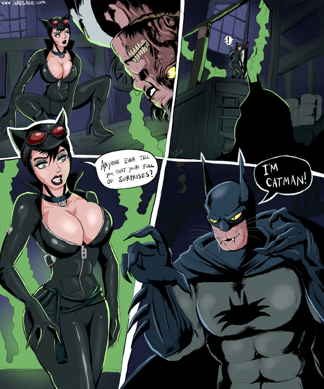 batman arkham hentai all page pictures user therealshadman arkham kity