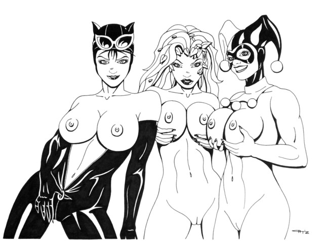 batman catwoman hentai hentai albums mix wallpapers poison ivy batman catwoman harley quinn unsorted