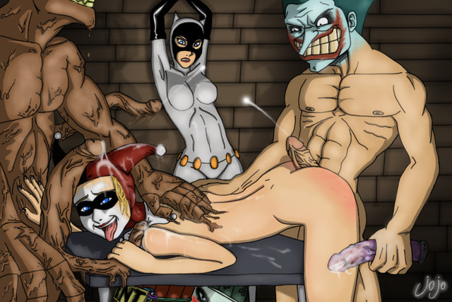 batman catwoman hentai photo batman catwoman harley quinn joker clayface jojobanks