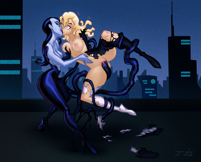 batman hentai beyond batman dcau ten inque walker joixxx melanie