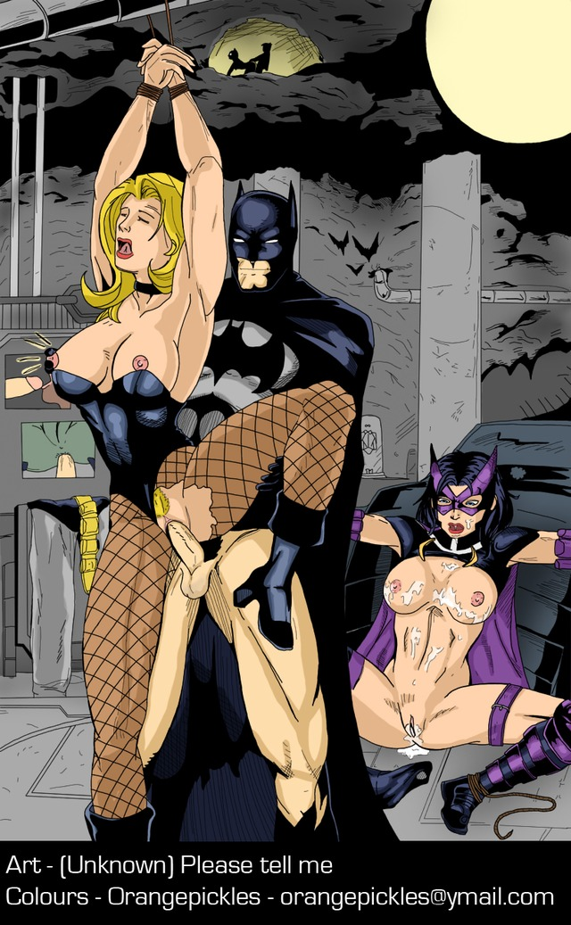 batman the brave and the bold hentai page black pictures album superheroes lusciousnet canary ecstasy sorted screaming oldest