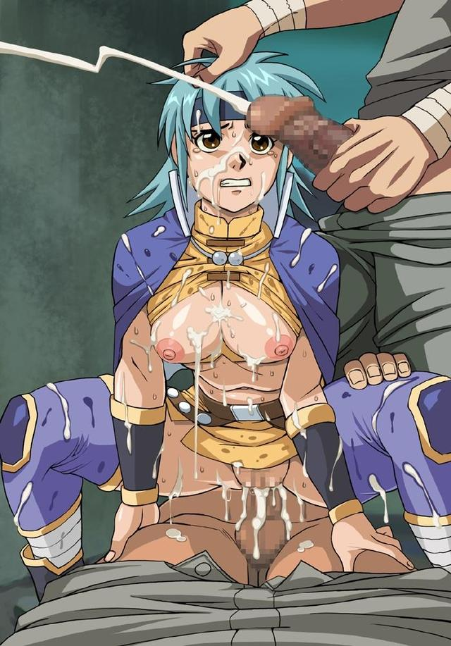 beet the vandel buster hentai censored cum breasts tears inside penis buster ejaculation beet vandel poara