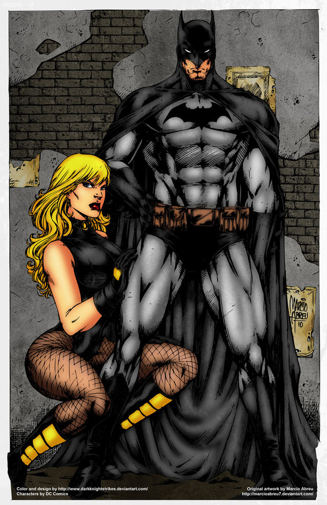 black canary hentai cartoons black pre morelikethis artists batman canary traditional fanart books