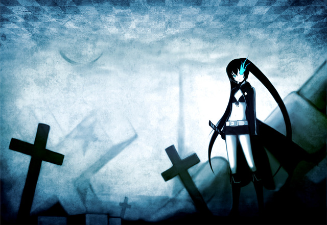 black rock shooter hentai black rock heroes shooter black★rock