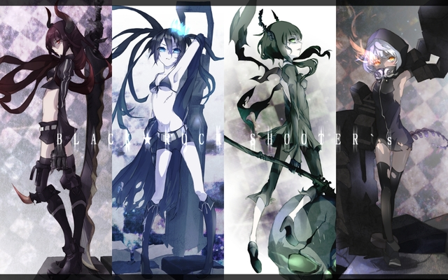 black rock shooter hentai search black dead yuu label saw rock konachan master gold yomi shooter takanashi kuroi mato koutari takka