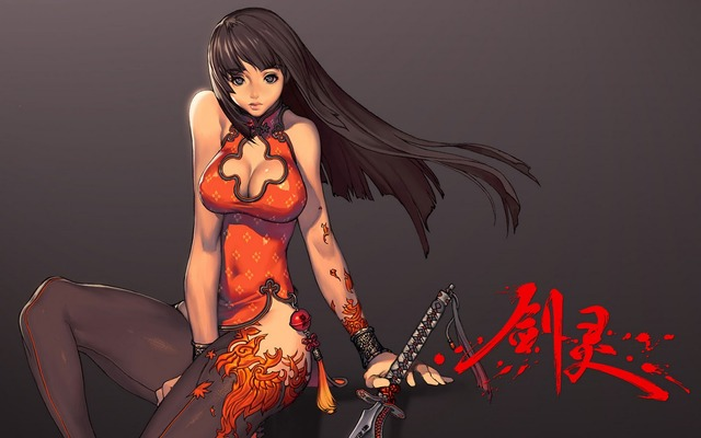 blade and soul hentai blade interview soul brief tgc