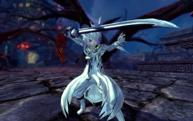 blade and soul hentai class update blade trailer soul waves teases bns