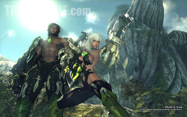 blade and soul hentai page screen blade soul