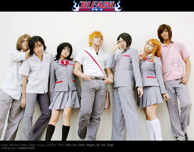 bleach e hentai anime live action bleach cosplay thoughts wpblog adaptation