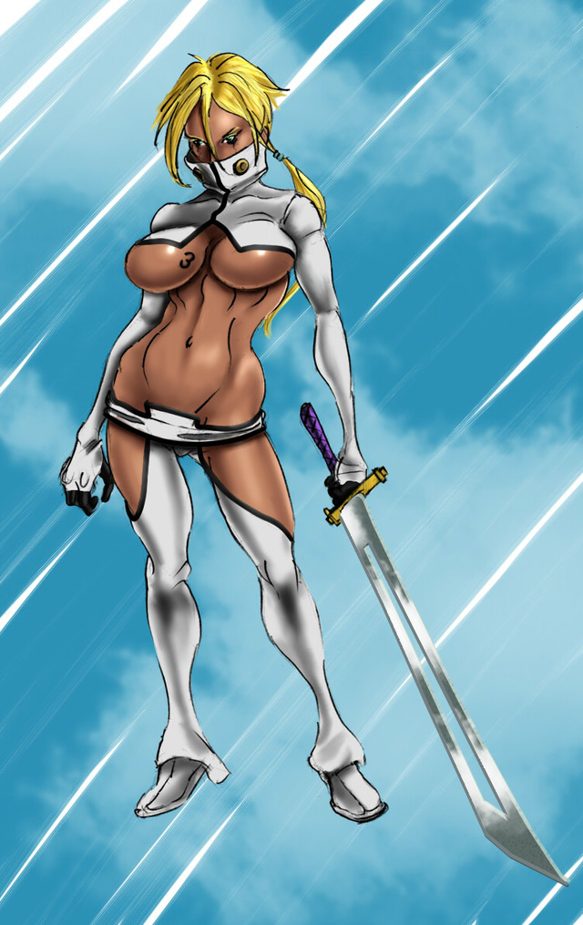bleach halibel hentai art halibel selkirk carolsart dayo