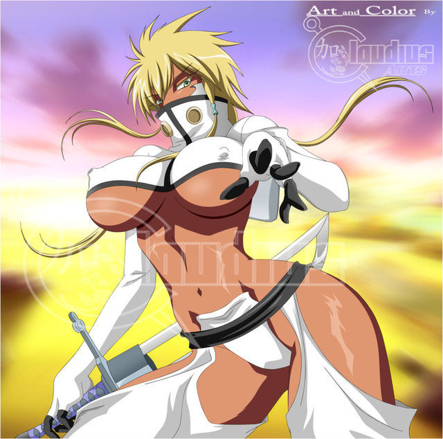 bleach halibel hentai anime art pre bleach pinup halibel pixxx bken
