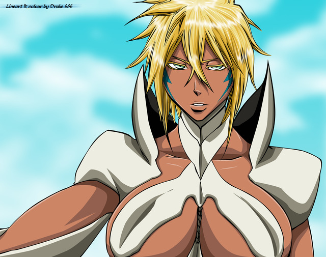 bleach halibel hentai drake halibel resureccion