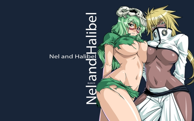 bleach halibel hentai anime hentai wallpaper detail bleach thumbnails wallmay tia harribel nelliel odelschwanck